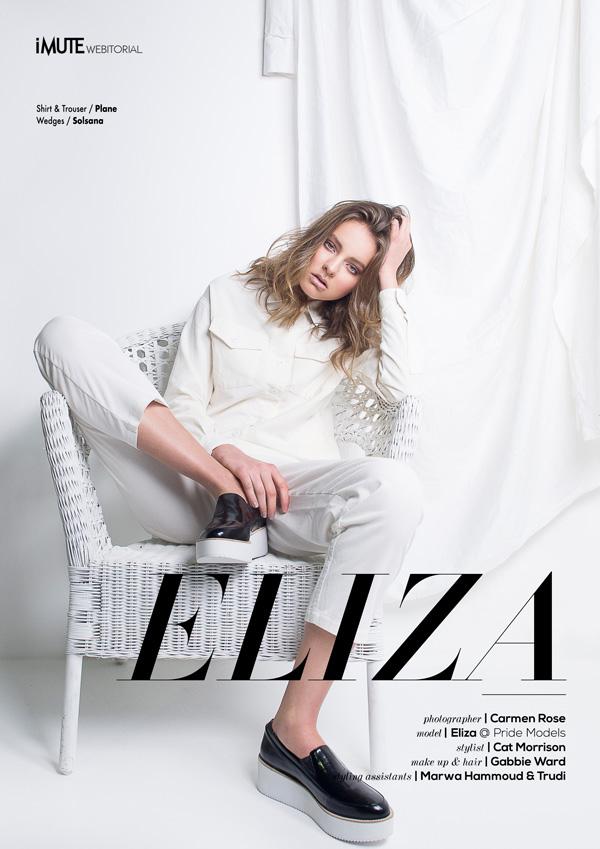 Eliza Barke by Carmen Rose
