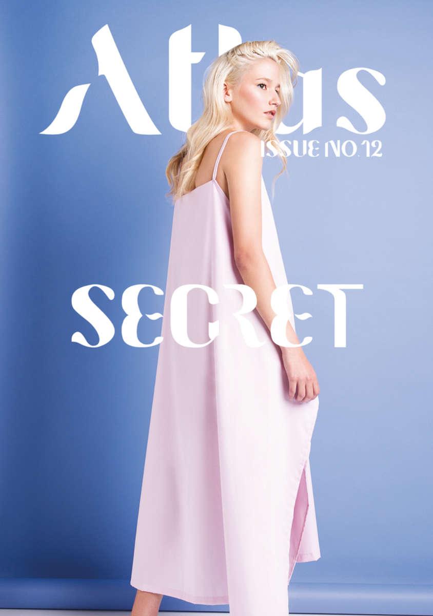 Cover shot by carmen rose for Atlas magazine in Melbourne.