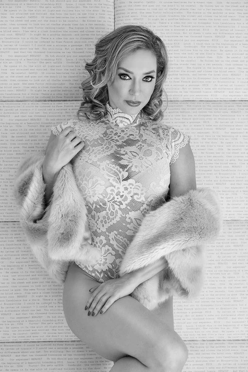 Bella Trost by Tito Fine Portraits - Boudoir Photographer