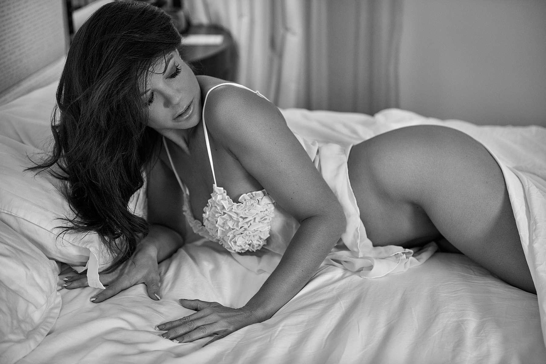 Dangeles - Los Angeles Boudoir Photographer- Tito Fine Portraits