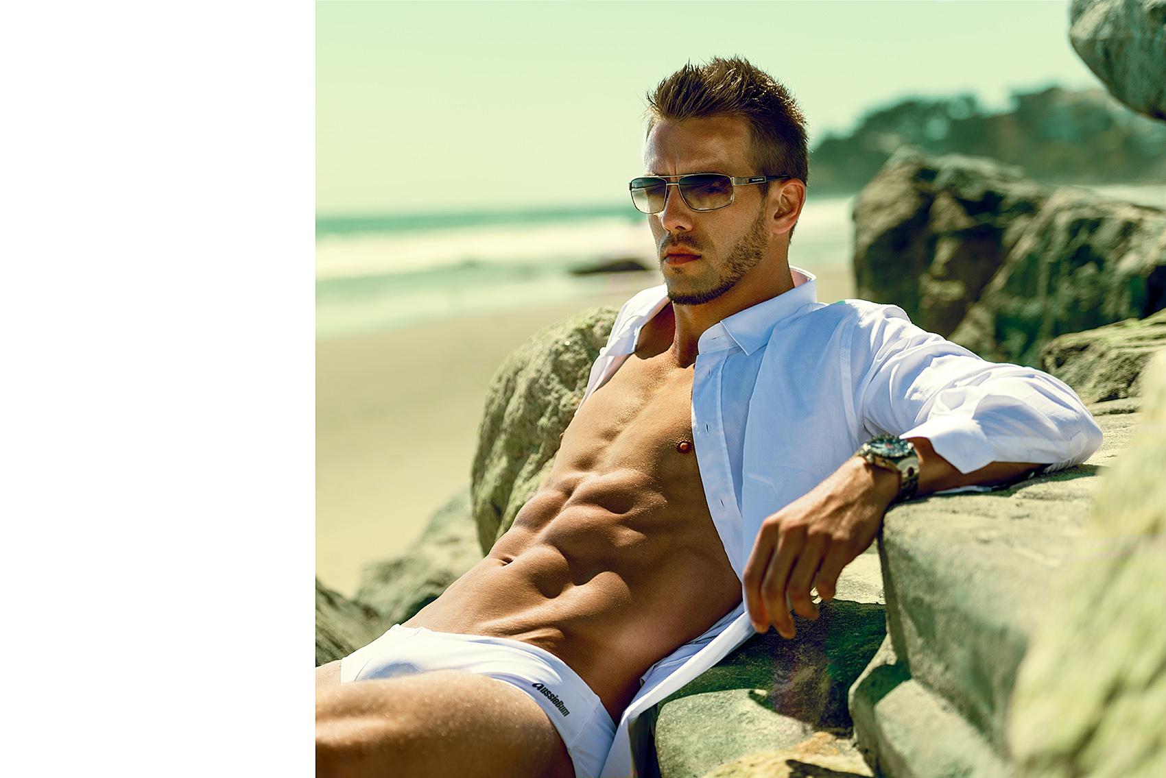Los Angeles men's Portrait Photographer - Tito Vilela
