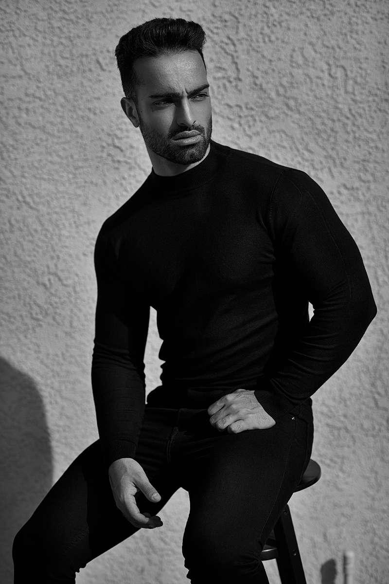 Omid - Los Angeles Portrait Photographer - Tito Fine Portraits