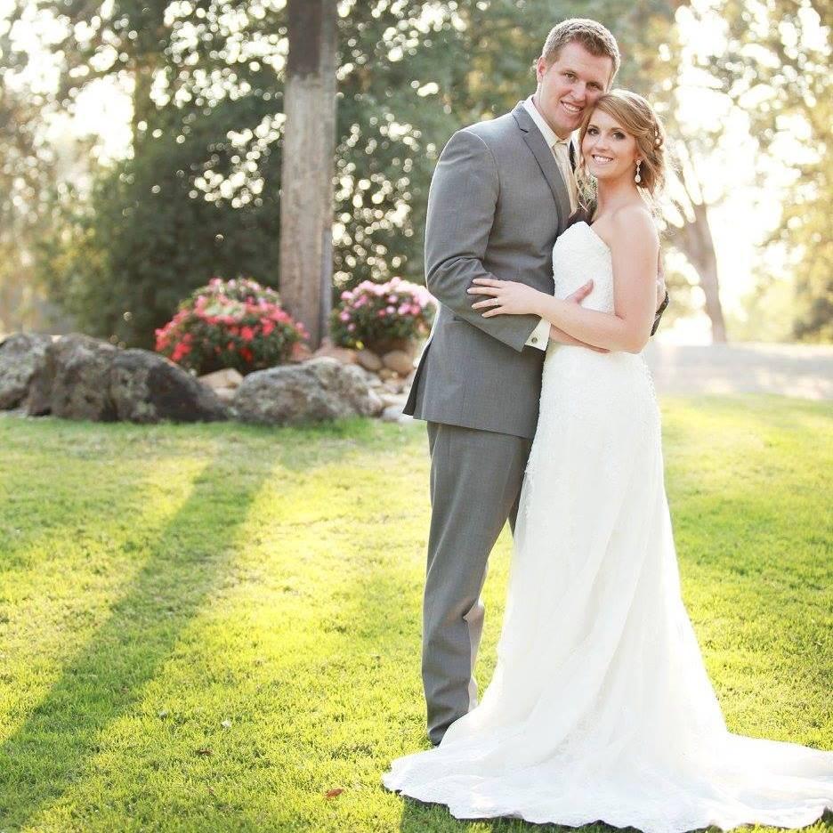 Melissa & Josh - photo by Scot Woodman Photography