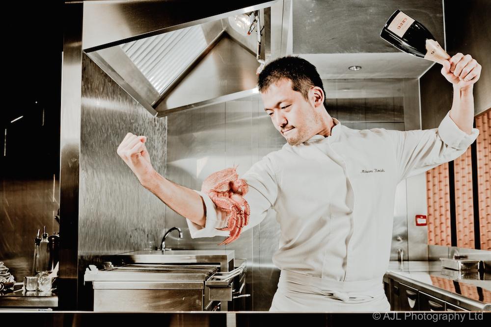 Mitsuru KonishiExecutive Chef, Wagyu Takumi, Hong Kong