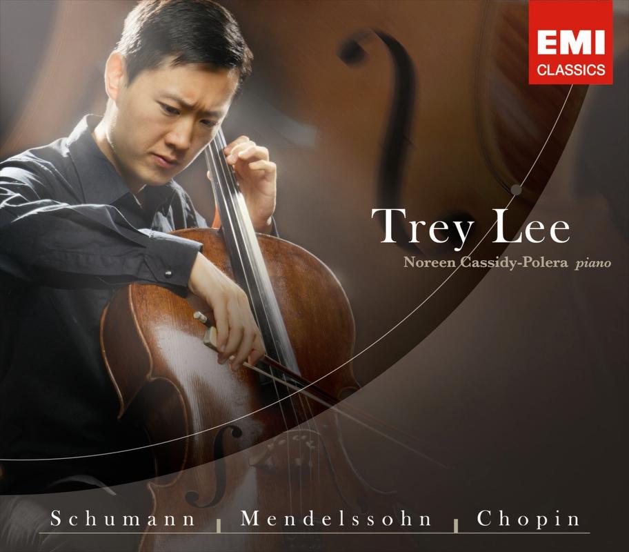 Album cover for Trey Lee