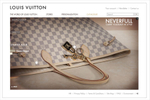 Advertisement for Louis Vuitton