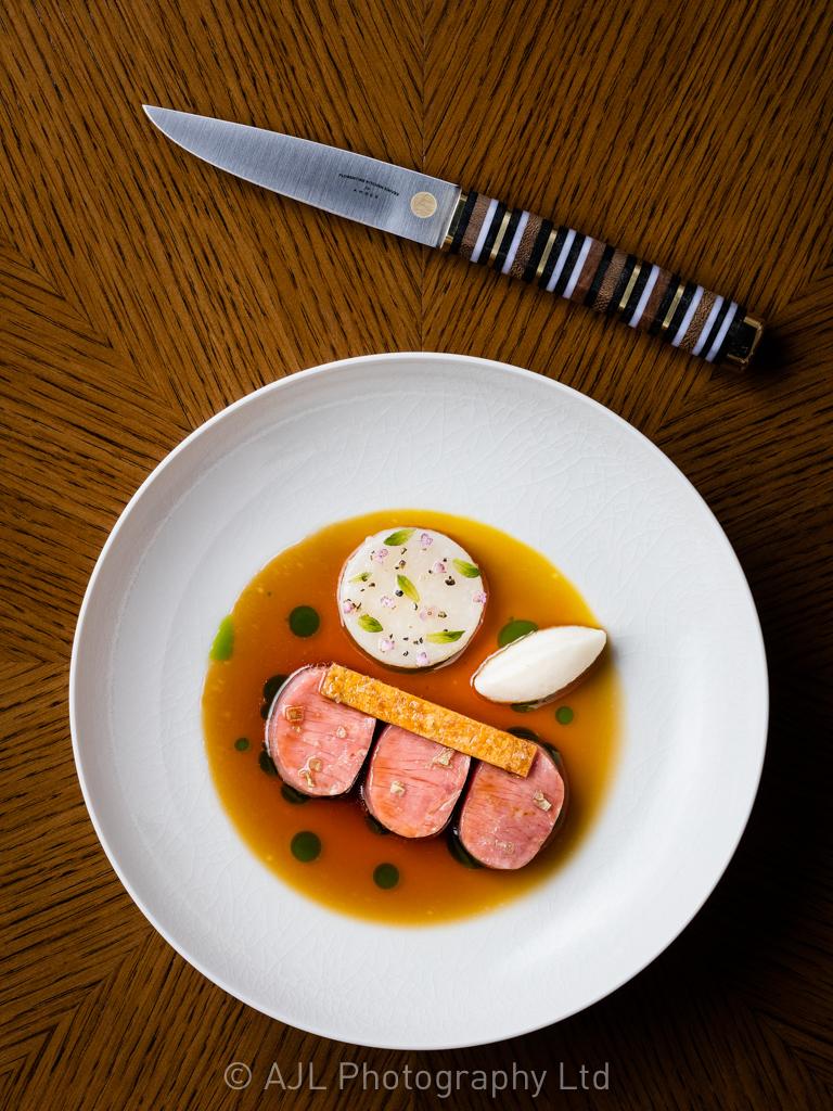 Chef Richard Ekkebus, Amber, Landmark Mandarin, HK