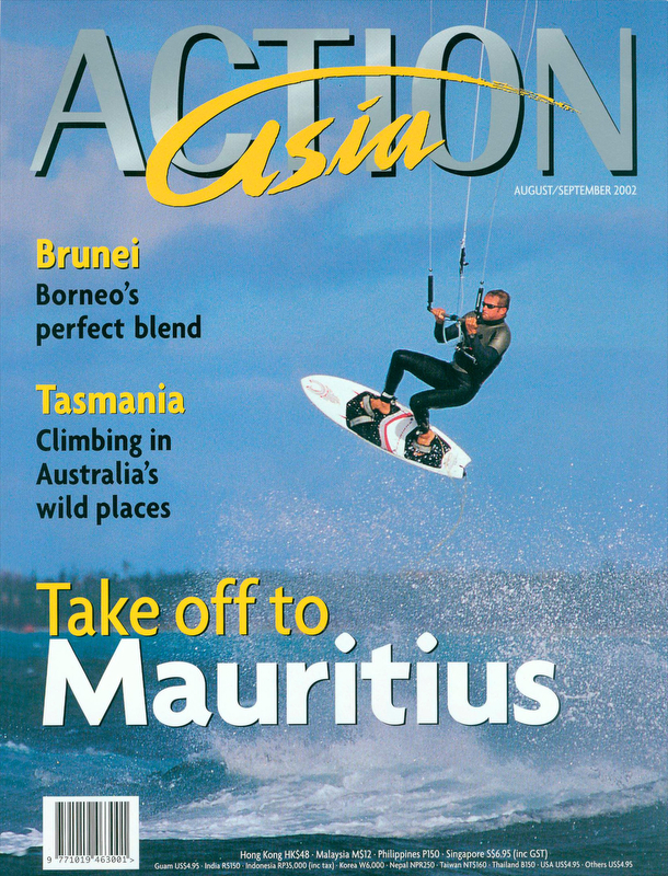 Action Asia Cover