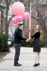 Hoboken gender reveal maternity session