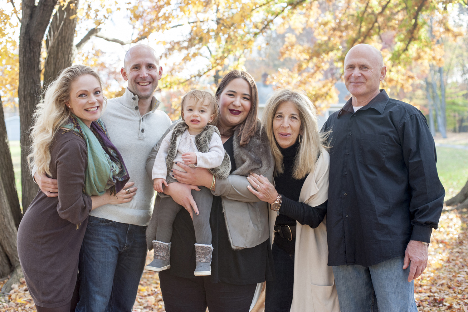 NJ family portrait photographer