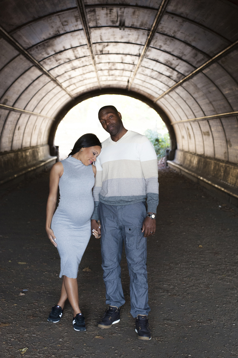maternity photos, Prospect Park, Brooklyn