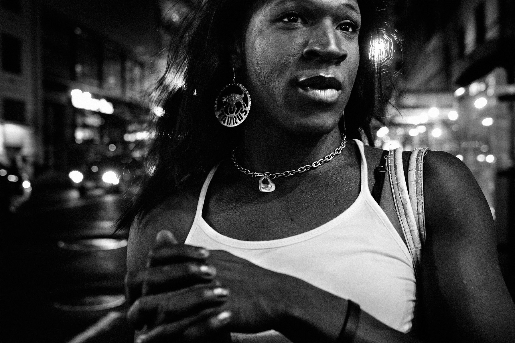 INVISIBLE: The Shelter, The Street is a documentary series that describes the impact of homelessness on LGBTQ youth.   Photograph by Samantha Box  2005 - 2012 © Samantha Box