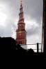Spiral Tower of Church of Our Saviour Copenhagen