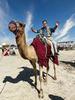 Tony on Camel, Doha