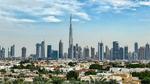 Burj Khalifa Building, Dubai UAE