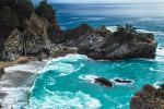 Lagoon Big Sur California