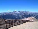 View  Chair Lift 3 Mammoth Mountain, California