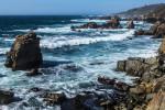 Ocean with Waves, Carmel Coastline