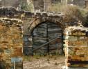 Arched Door Ruin Ephesus Turkey