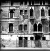 Building on Canal Venice Italy