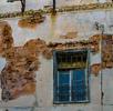 Window Rhodes Greece