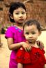 Two Children Bagan