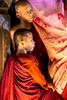 Two Monks at Inle Lake