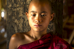 Monk with WIndow Lighting