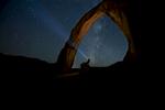 Corona Arch, near Moab Utah