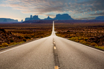 Forrest Gump Point Hwy 163 MM 13 Monument Valley