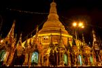 Swedagon Pagoda, Yangon