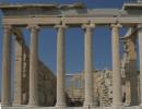 At the Acropolis,Athens Greece