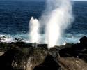 Blowhole Galapagos