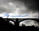 Silhouette Bridge Cork Ireland