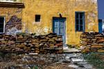 Ruin House Greece