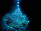 Underwater Cavern Maui Hawaii