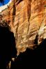 Sandstone Wall Zion Natiaonl Park