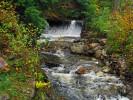 Waterfall and Stream Massachusetts