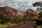 Road Trip Through Zion National Park