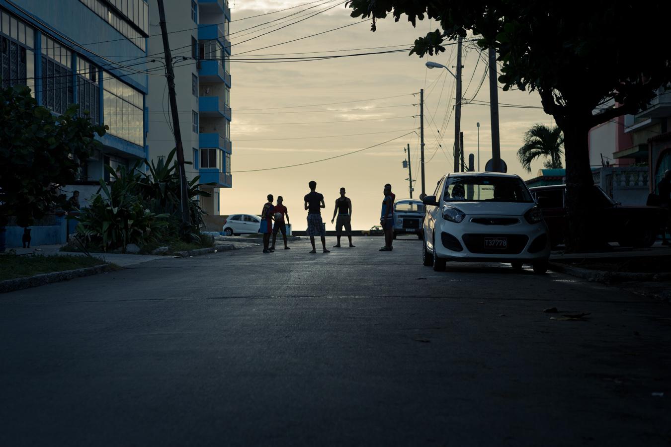 street football - Havana