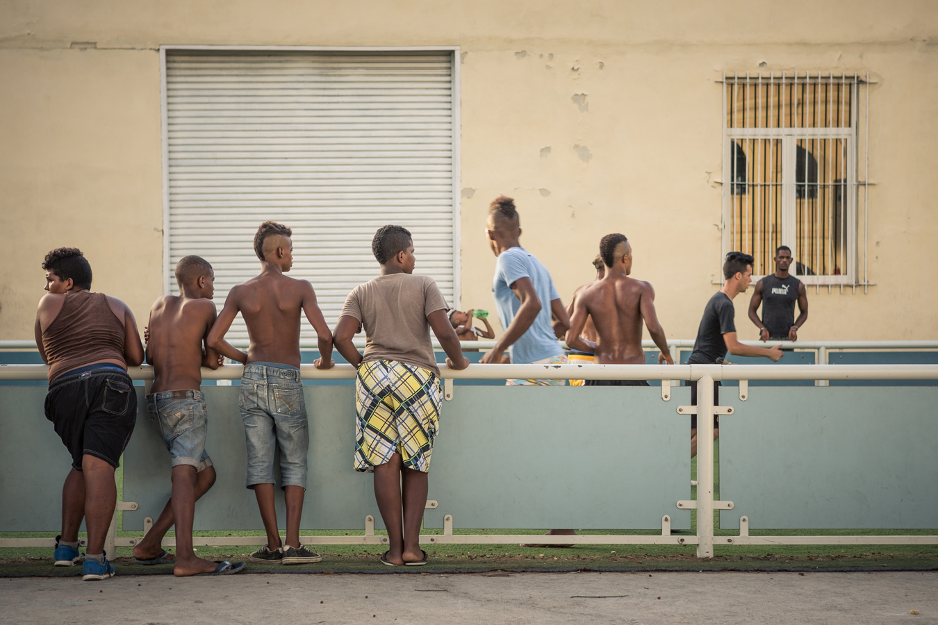football game - Havana