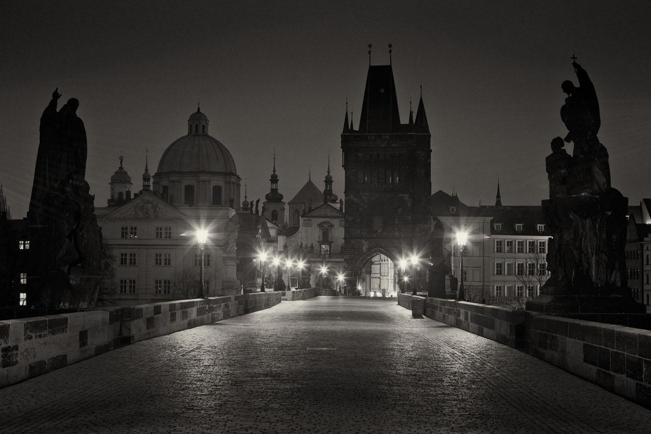 Prague - Dead of Night