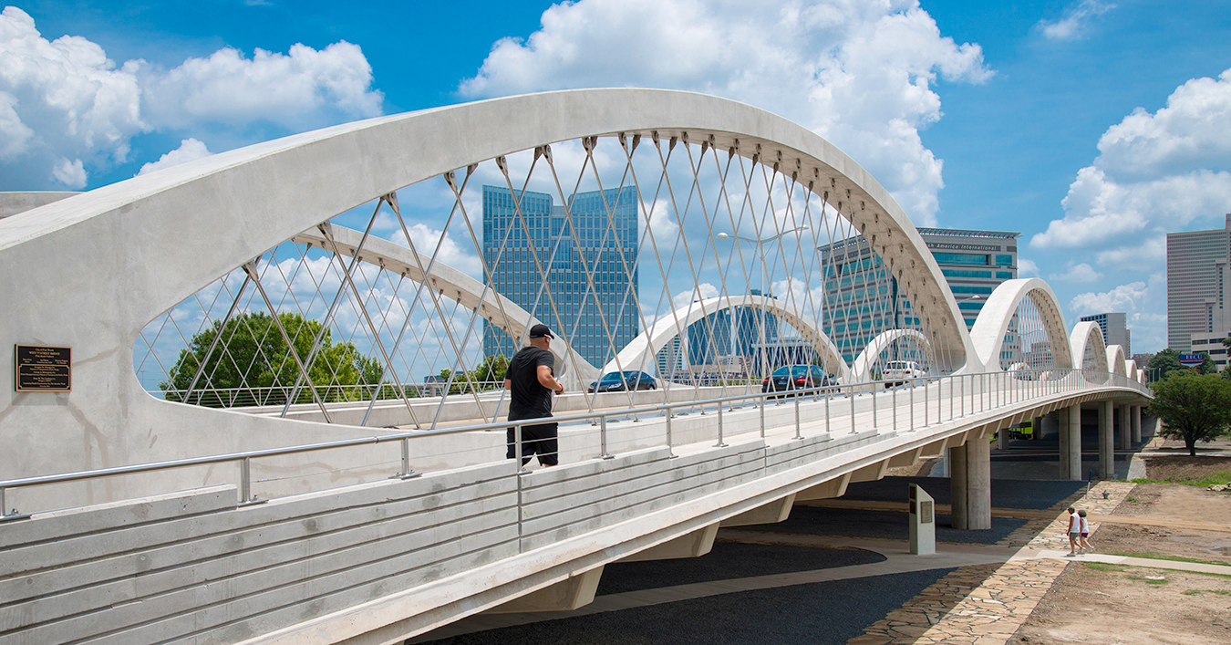 Trinity Bridge (Fort Worth, TX)