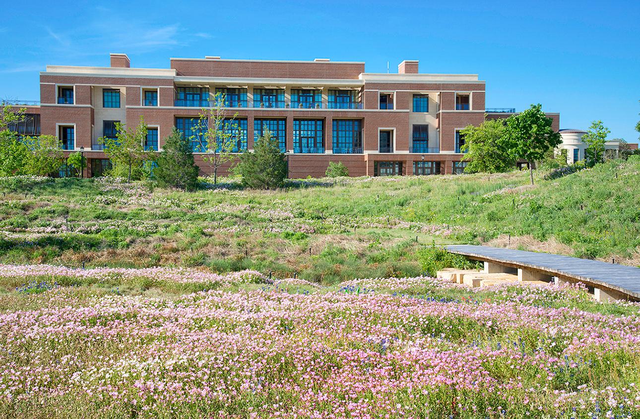 President George W Bush Presidential Library