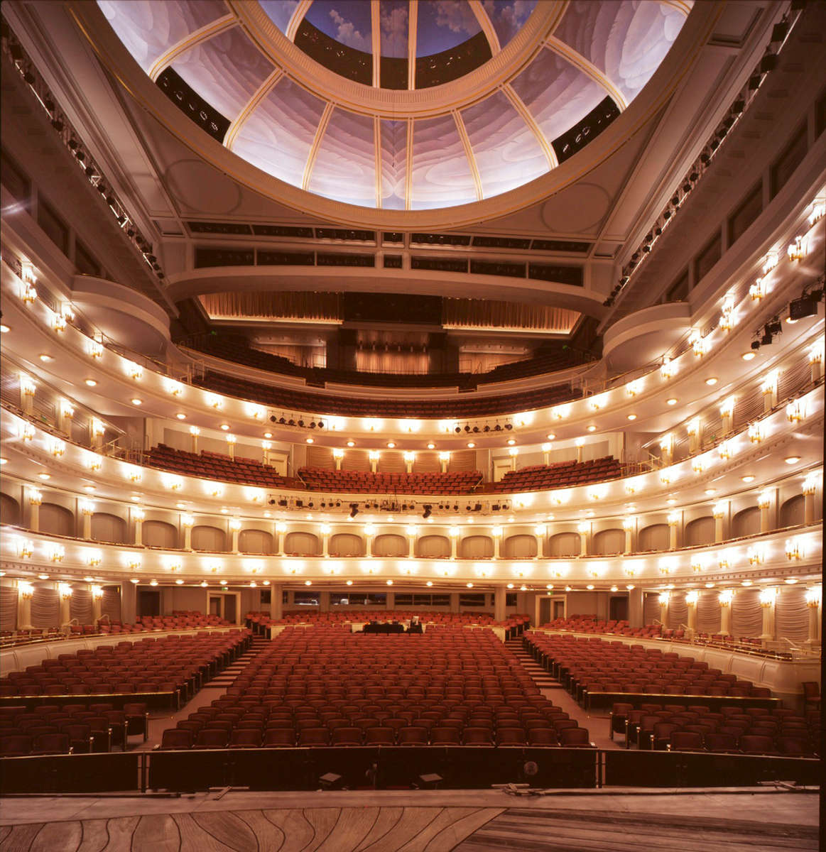 Bass-Hall-Downtown-Fort-Worth-