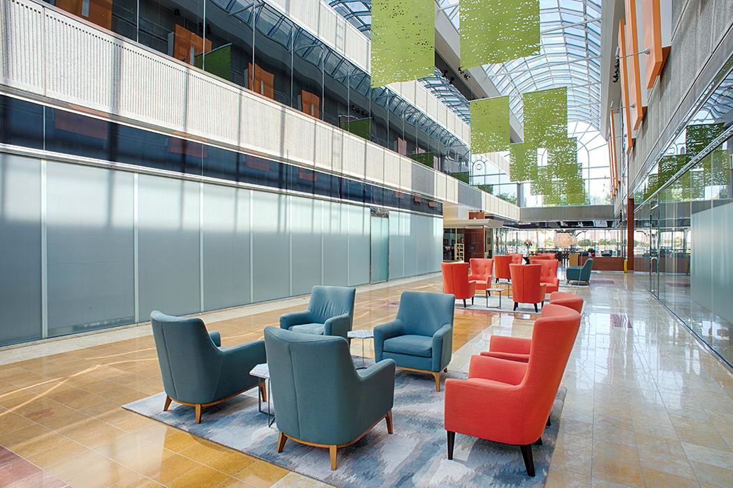 Preston-Plaza-Lobby-Interior-Photography