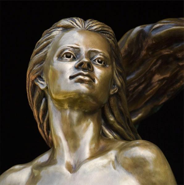 Bronze36{quote} x 16{quote} x 25{quote}Demeter Dancing Video