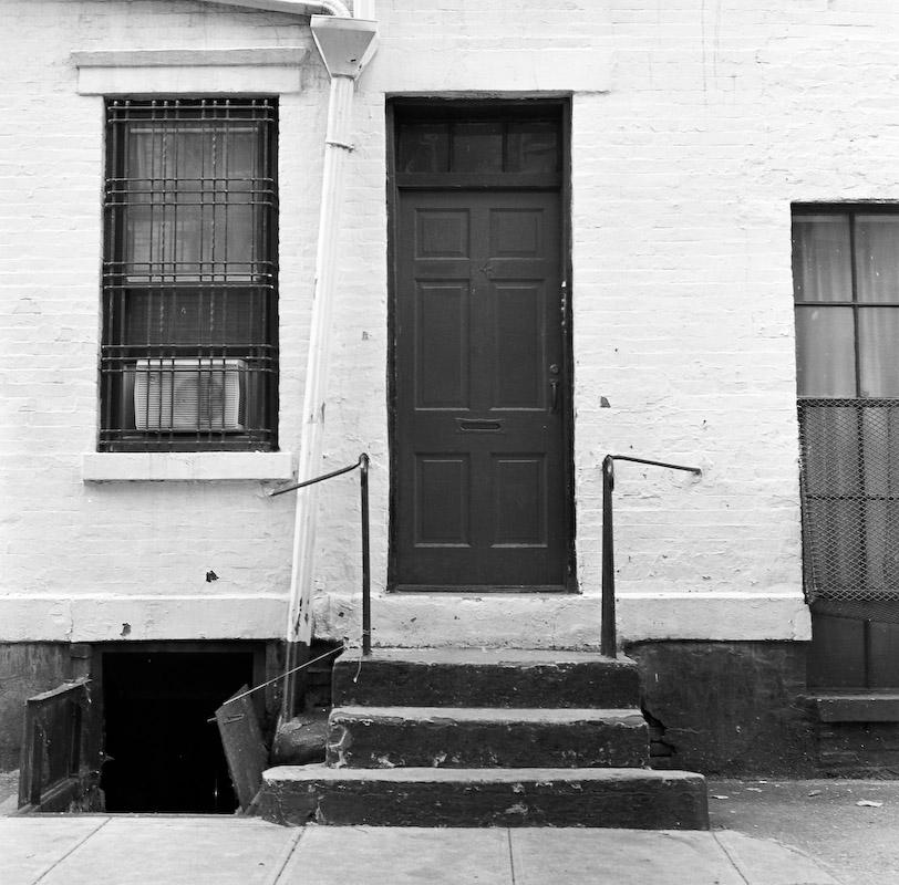 Two Doors, Two Windows, Three Steps