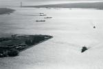 Boats & Brooklyn Bridge