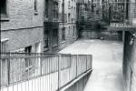 Little Boy in Alley